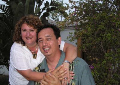 Laura and Kurt
